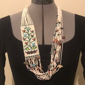 Jewelry - Authentic Vintage Native American Necklace